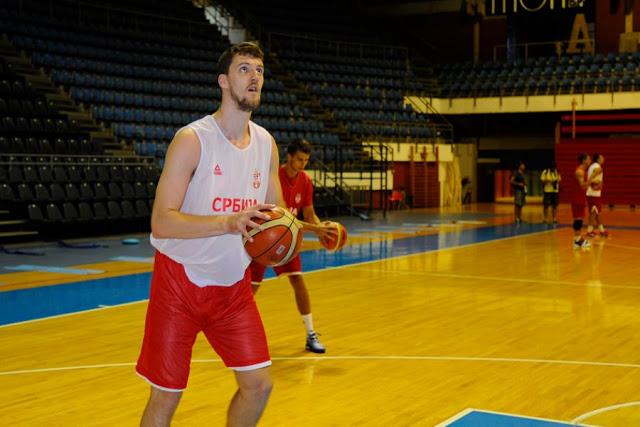 Με Κούζμιτς στο Ευρωμπάσκετ η Σερβία!
