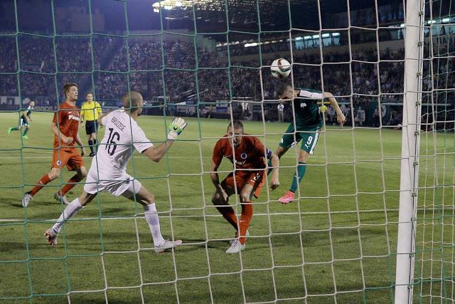 Live Streaming: Club Brugge - Panathinaikos 21:30