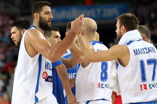 Ελλάδα – Κροατία 72-70: Τα τελευταία δευτερόλεπτα! (video)