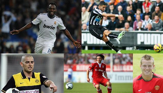 Οι 9 που αγωνίστηκαν σε top ομάδες