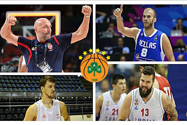 """Οι """"πράσινοι"""" του Ευρωμπάσκετ"""