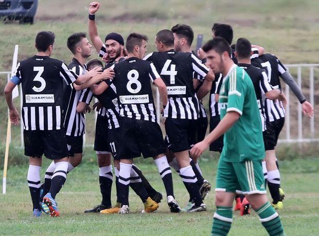 Βαριά ήττα (4-0) για τον Παναθηναϊκό