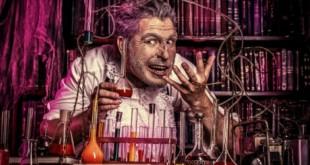 Ο Στραματσόνι λειτουργεί ως… τρελός επιστήμονας!