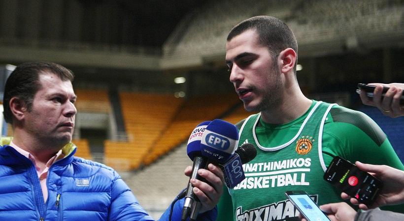 Μποχωρίδης: «Δυνατά από το πρώτο λεπτό για τη νίκη»