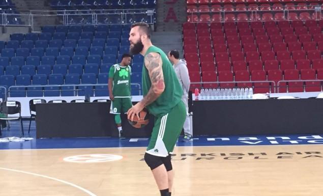 Ραντούλιτσα: «Δεν βλέπει μπάσκετ όποιος λέει ότι θα είναι εύκολη σειρά»