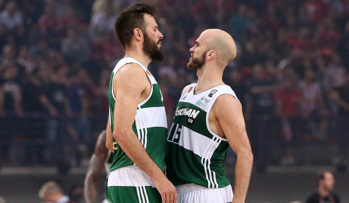Ολυμπιακός-Παναθηναϊκός 81-83 [Highlights-VIDEO]