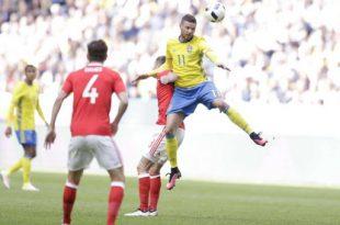 Τριάρα με τη Σουηδία ο Μπεργκ