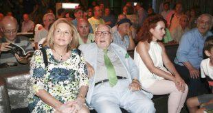 """To τελευταίο """"αντίο"""" στην Λάουρα Μαρκοπούλου"""