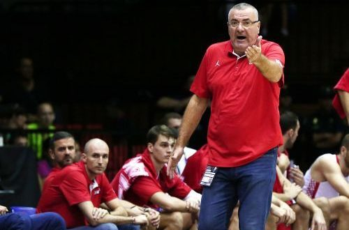Ελπίζει ο προπονητής της Αρμάνι