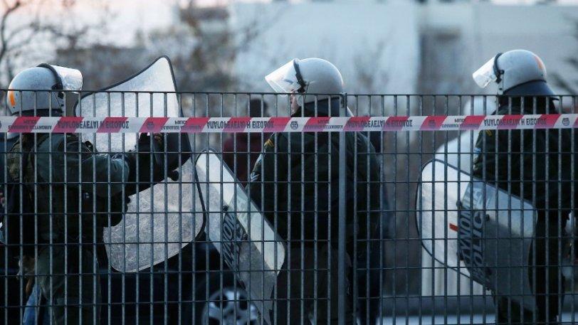 Έξι συλλήψεις και εννιά προσαγωγές για τα επεισόδια στην Ποσειδώνος