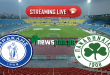 Live Streaming Ηρακλής - Παναθηναϊκός