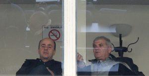 Τα είπαν Αλαφούζος-Μελισσανίδης για τα αίσχη στο Βόλο