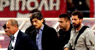 Γιαννακόπουλος: «Πάντα θα απαντάμε. 2-3 με κάθε τρόπο»