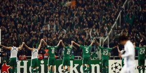 Ο Παναθηναϊκός είναι η πρώτη ομάδα στην Ευρώπη!