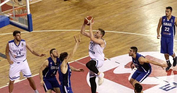 MVP του Eurobasket U20 ο Βασίλης Χαραλαμπόπουλος