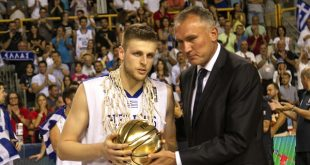 Χαραλαμπόπουλος: «Γι' αυτό πήγα στον ΠΑΟΚ»