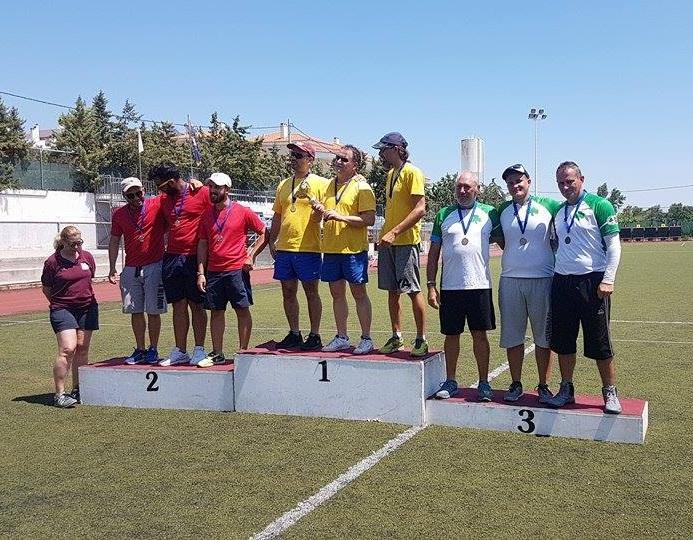 Τρία ομαδικά χάλκινα στο Κύπελλο Ελλάδος