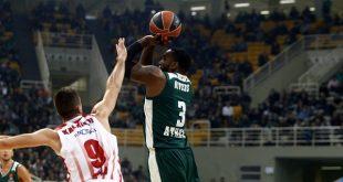 Euroleague: 20 νίκες στο ΟΑΚΑ σε λιγότερο από 1,5 πρωτάθλημα ο Παναθηναϊκός