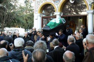 Το τελευταίο αντίο στον Λουκανίδη (pics)