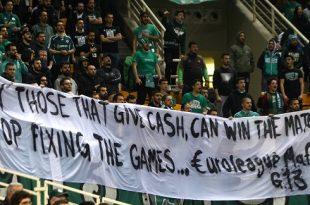 Συνεχίζει να ξεφτιλίζεται η Euroleague... (vid)