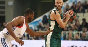 """Ειδική αναφορά στον """"μαγικό"""" Καλάθη από την EuroLeague"""