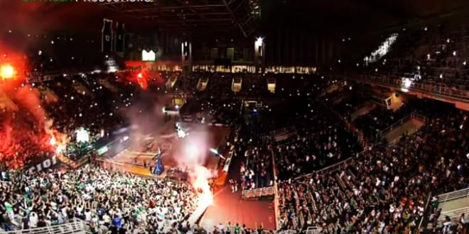 ΤΡΟΜΕΡΟ ΒΙΝΤΕΟ: Ο πρώτος γύρος του Παναθηναϊκού στην Euroleague σε... 3 λεπτά (vid)