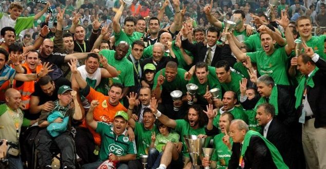 Θυμήθηκε το τέταρτο ευρωπαϊκό του Παναθηναϊκού η Euroleague (vid)