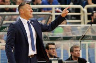 """Γιασικεβίτσιους: """"Οι διαιτητές έκριναν το παιχνίδι - Αγαπάω τον κόσμο του Παναθηναίκού"""""""