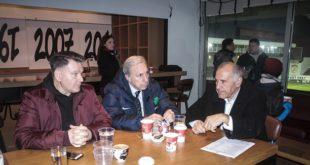 Γαρρής: Απολύθηκε για μια ανακοίνωση κατά του Κούγια;