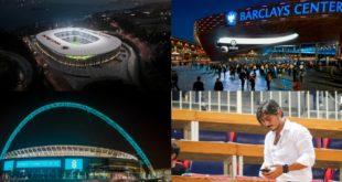 """Τα γήπεδα που έχουν κατασκευάσει οι """"συμπαίκτες"""" του Γιαννακόπουλου (pics)"""