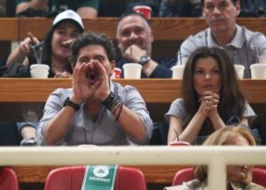 Γιούχαρε και ο Γιαννακόπουλος (pics)
