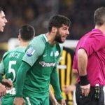 Ινσούα: Ο Παναθηναϊκός θα απαντήσει με πρόταση στις ελληνικές σειρήνες - Πόσα ζητάει ο παίκτης