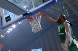 Γεμάτο... Παναθηναϊκό το Top-10 της EuroLeague! (vid)