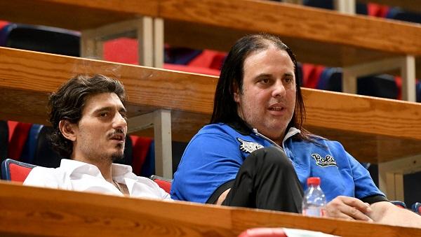 Στο ΟΑΚΑ ο Γιαννακόπουλος (pic)