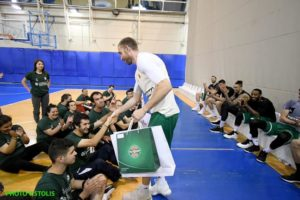 Συνέχεια στο ΟΑΚΑ για το «One Team» - Basketball is Everywhere (vid+pics)