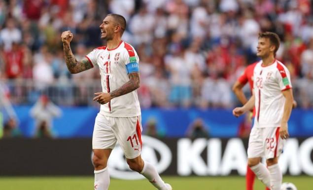 Νίκησε με ΓΚΟΛΑΡΑ η Σερβία (vid)