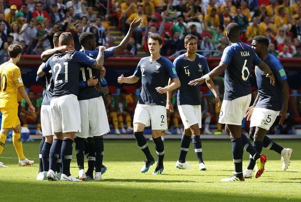 Τα χρειάστηκε, αλλά νίκησε η «τυχερή» Γαλλία (vid)