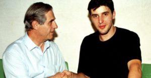 Μποντιρόγκα: «Τιμή για εμένα που έπαιξα για τον Παναθηναϊκό και για έναν τέτοιο πρόεδρο»