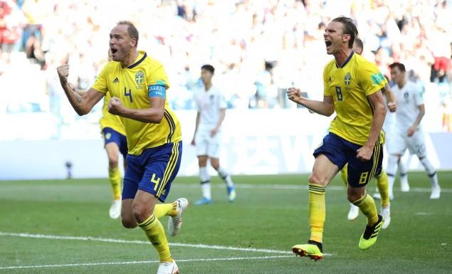 Το VAR έσωσε τη Σουηδία του Μπεργκ (vid)