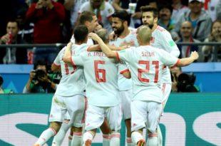 Με το ζόρι η Ισπανία - Δείτε το τυχερό γκολ (vid)