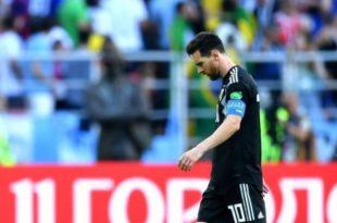 Απογοήτευση η Αργεντινή! (vid)