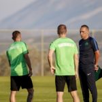 Τα «μαθήματα ιστορίας» του Δώνη - Οι ομιλίες στους παίκτες