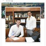 Tα post του Παπαγιάννη μετά την υπογραφή! (pics)