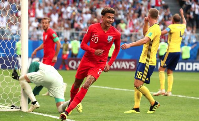 """Football's coming home!"" - Απέκλεισε τη Σουηδία του Μπεργκ η Αγγλία (vids)"