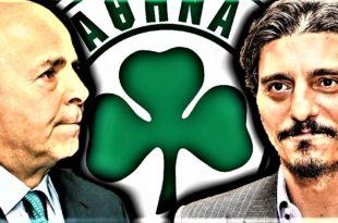"""Αλαφούζος: """"Ο Γιαννακόπουλος θέλει να διαλύσει κάθε προσπάθεια ανάκαμψης του Παναθηναϊκού"""""""