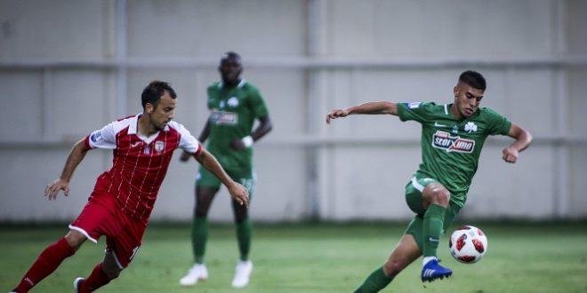 Γκολ και ο Μπουζούκης, 2-0 η Ελπίδων (vid)