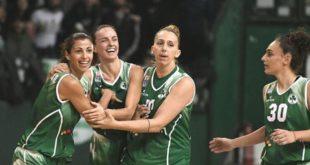 Νίκη και πρόκριση στο γυναικείο μπάσκετ