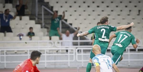 Παναθηναϊκός - Λαμία 3-1 (ΤΑ ΓΚΟΛ-vids)