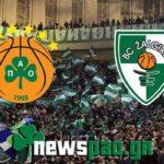 ΔΕΙΤΕ: Παναθηναϊκός - Ζαλγκίρις Live Streaming Ζωντανά | Panathinaikos - Zalgiris