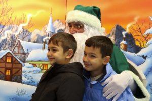 Εικόνες από τη χριστουγεννιάτικη γιορτή της ΠΑΕ (pics)